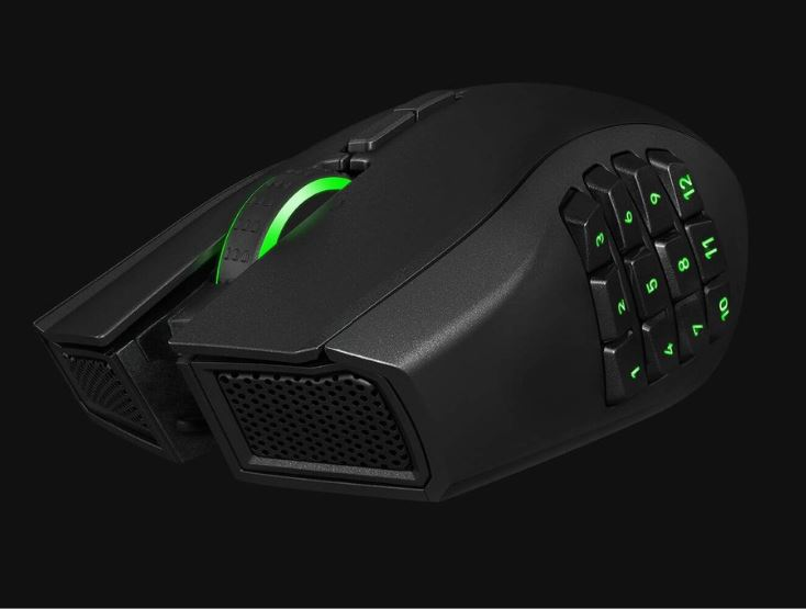 razer naga epic chroma best gaming mouse MMO