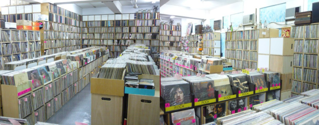 red point record warehouse vinyl records in singapore