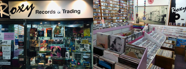 roxy records and trading vinyl records in singapore