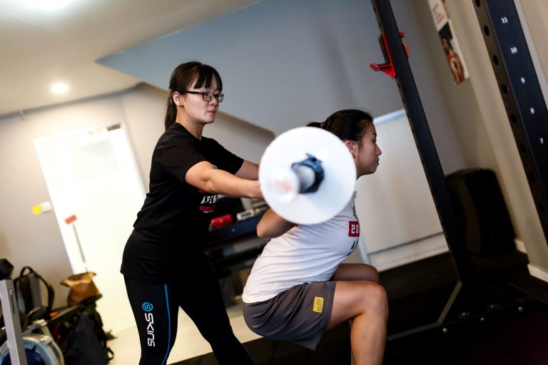strength avenue personal trainer singapore