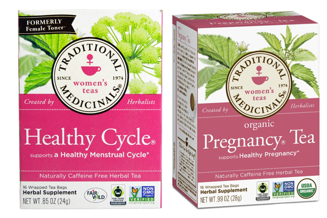types of tea flavours traditional medicinals womens tea