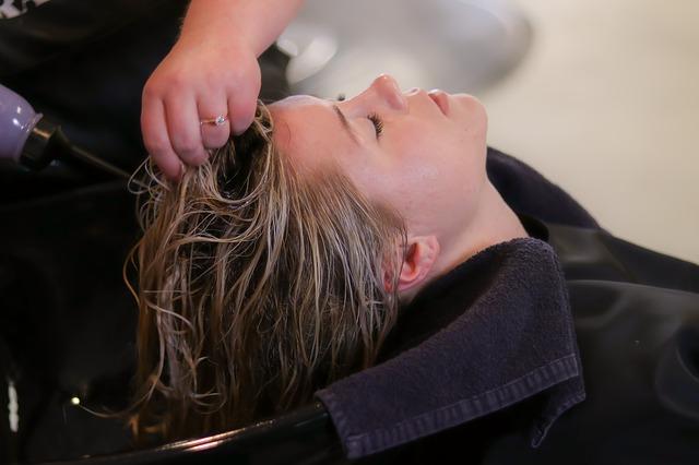 best shampoo singapore salon hair wash long girl