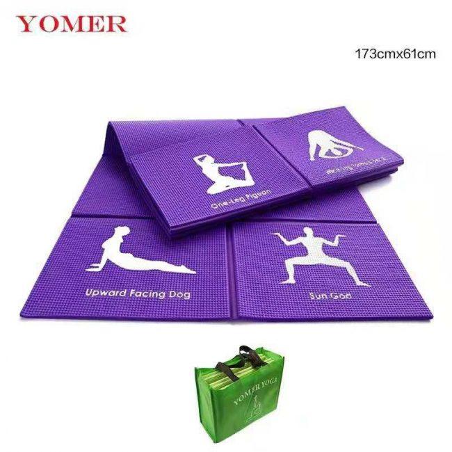 best yoga mats singapore poses beginner purple foldable