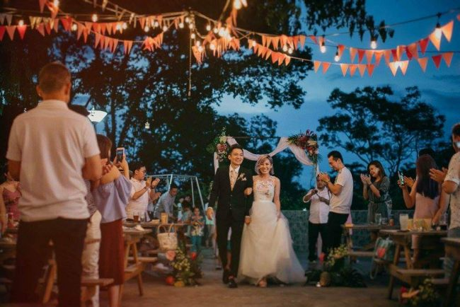 unique wedding venues singapore little island brewing co outdoor