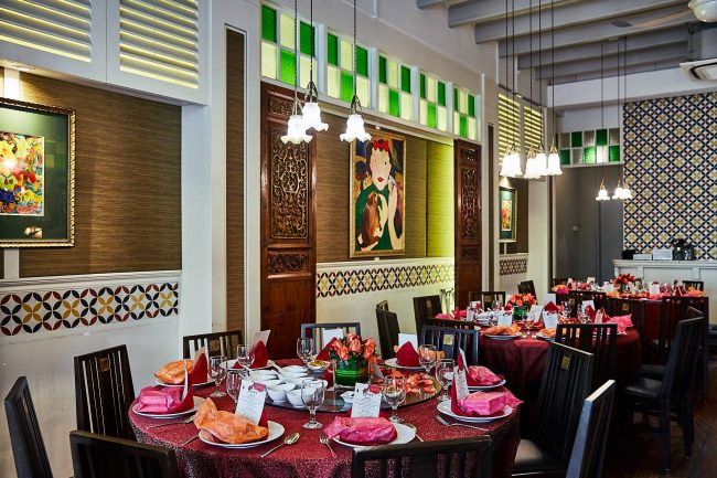 unique wedding venues singapore the blue ginger peranakan rustic