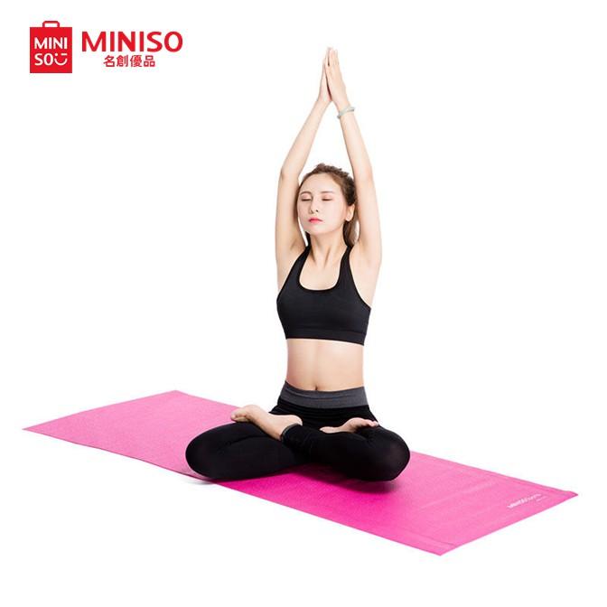 best yoga mats singapore miniso ultra lightweight thin travel