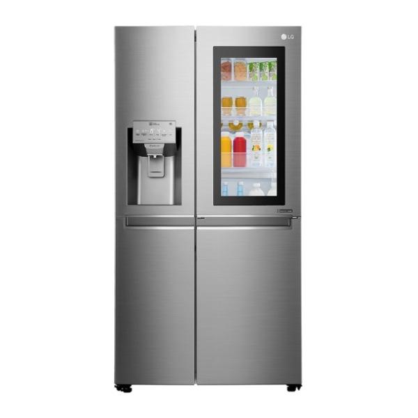 kitchen equipment singapore refrigerator fridge freezer lg side fridge gain city