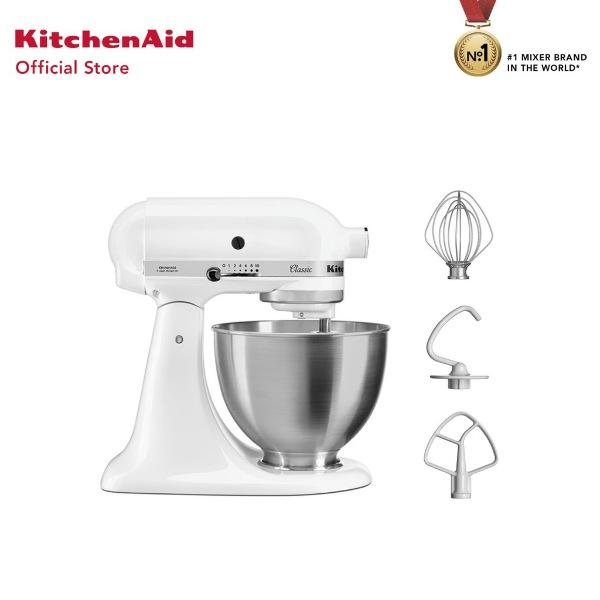 kitchen equipment singapore kitchenaid tilt head stand mixer 4.3l white baking