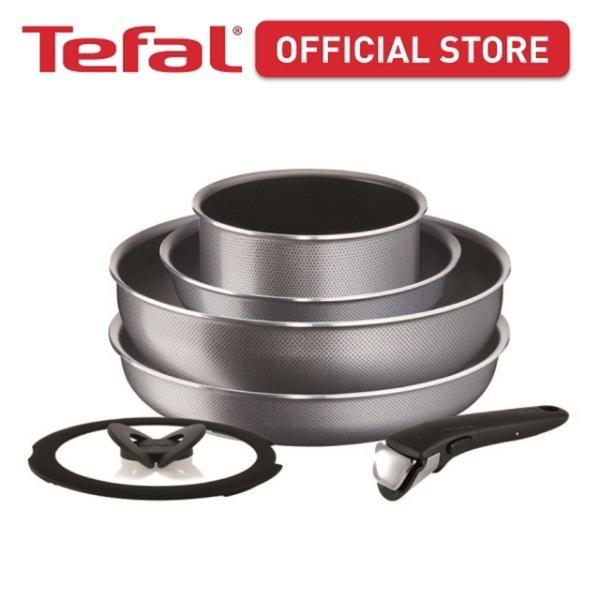 kitchen equipment singapore tefal ingenio elegance 6 piece set pot pan
