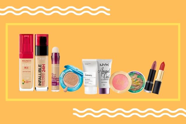 25 Drugstore Makeup