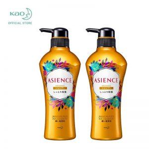 Asience Moisture Rich Shampoo