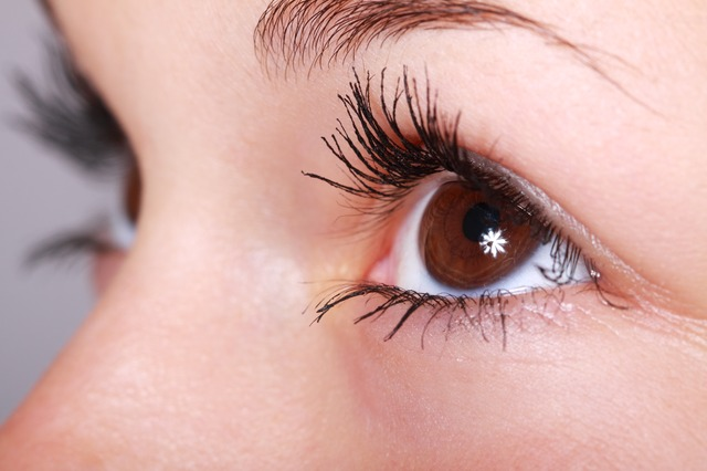 big eyes long lashes skin care eye cream