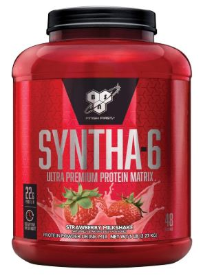 syntha 6 tasty protein powder with extra macros