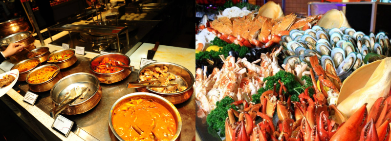 carousel buffet restaurant halal restaurants in orchard