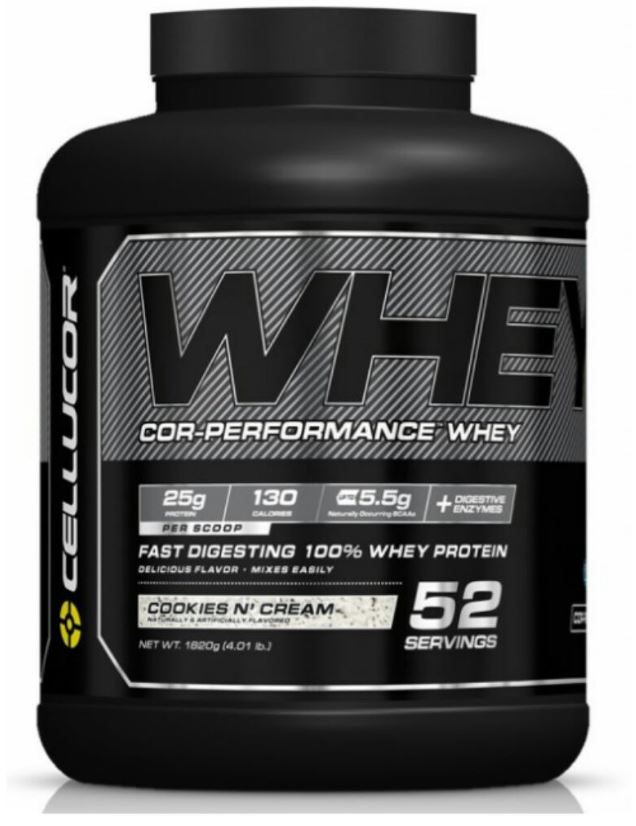 cellucor cor performance whey best protein powders taste profile