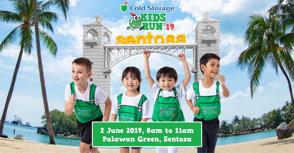 cold storage kids run june school holidays 2019
