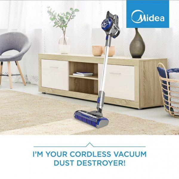 best cordless vacuum cleaner singapore midea wireless handstick mvc-p300