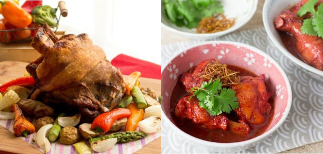dine inn delivery food vouchers in singapore