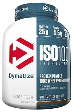 dymatize iso100 hydrolysed protein