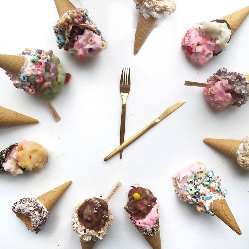 emack & bolio's ice cream parlour jewel changi airport food