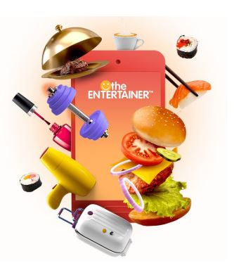 the entertainer deals for food vouchers in singapore