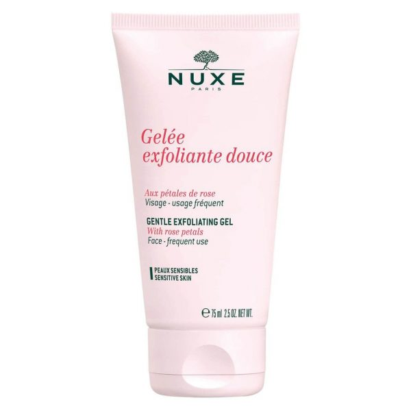 nuxe face exfoliator mother day gift idea