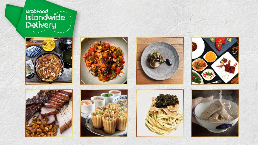 grabfood food vouchers in singapore