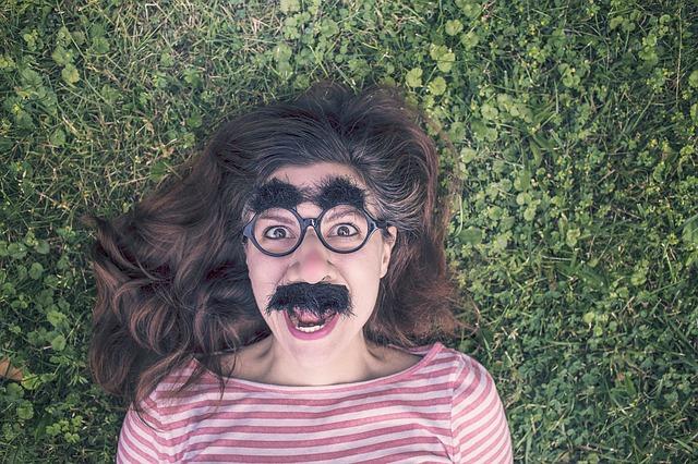 facial hair mustache eyebrows women