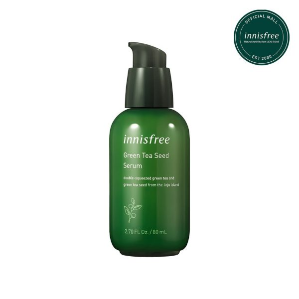 innisfree skincare routine for oily skin