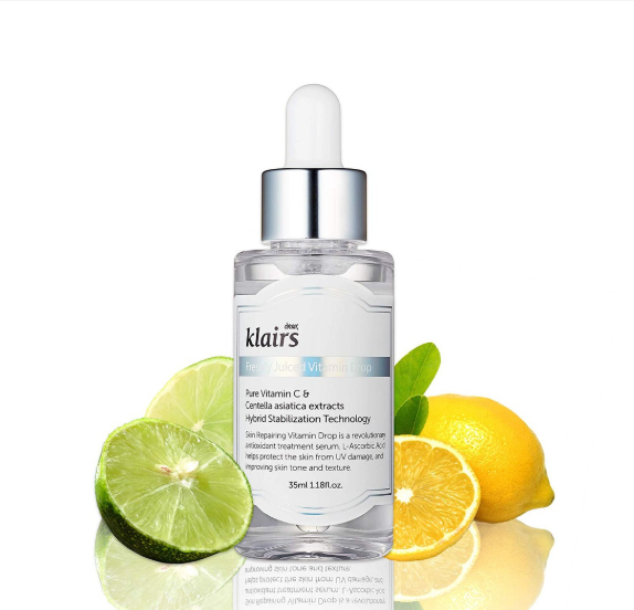 Acne Scar Removal Klairs Freshly Juiced Vitamin Drop