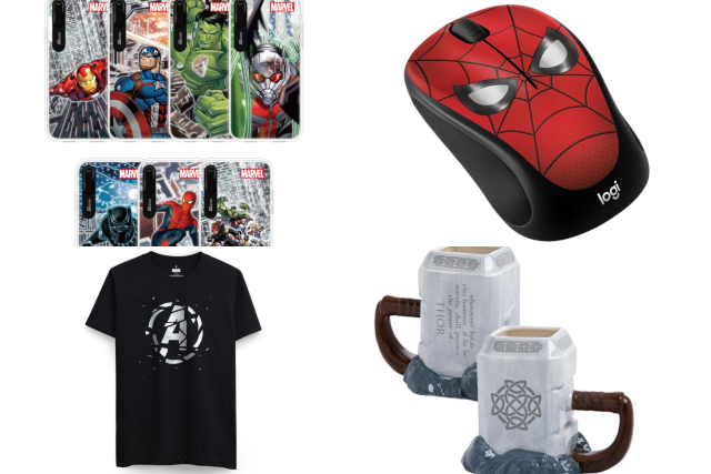featured marvel merchandise in singapore
