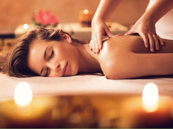 massage package mother day gift idea