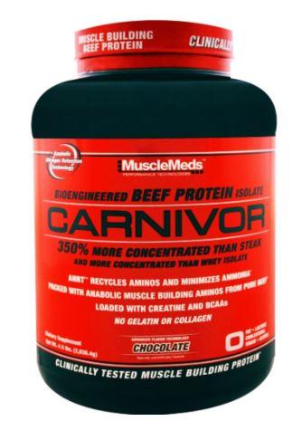 beef based protein carnivor best protein powders