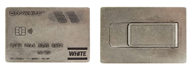 off white credit card best wallets for men