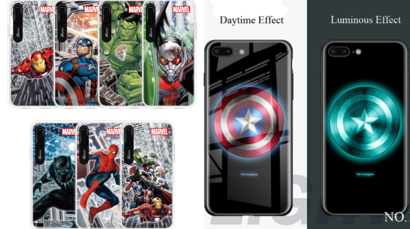 phone case marvel merchandise in singapore