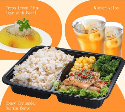 qq rice healthy takeaway food vouchers in singapore