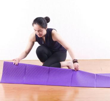 portable thin yoga mat best yoga mat in singapore