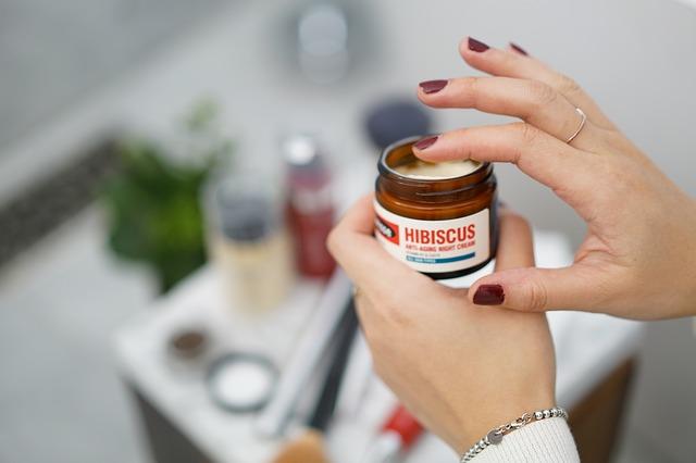 skin care routine steps moisturiser serum