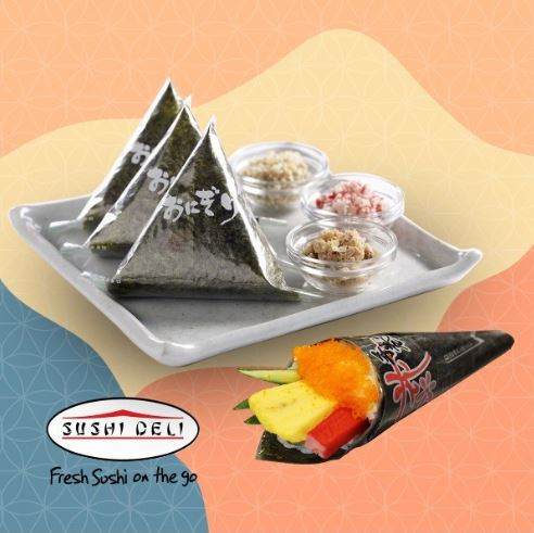 sushi deli food vouchers in singapore