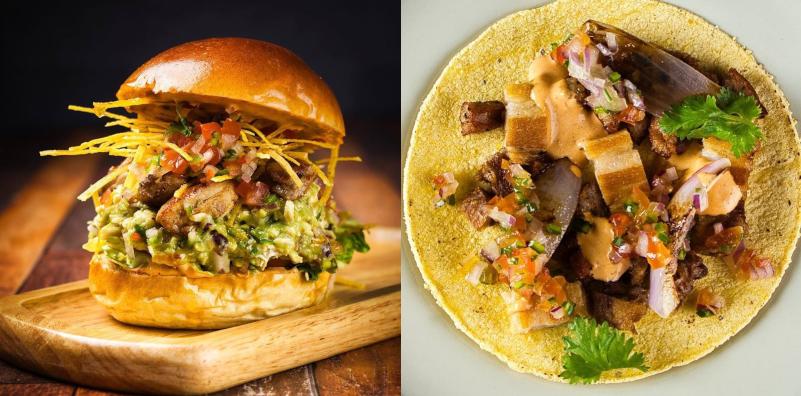 tonito jewel changi airport food latin american