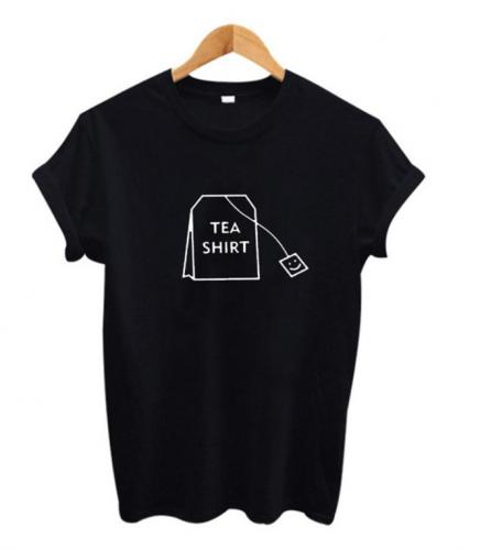 Humor Tea Shirt Graphic tees Women Clothing Harajuku Tumblr Hipster T-shirt