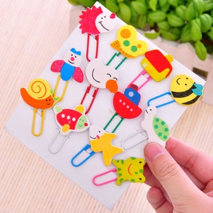 cute paper clips office supplies singapore