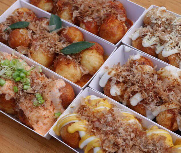 geylang serai bazaar loco loco mentaiko takoyaki chili crab