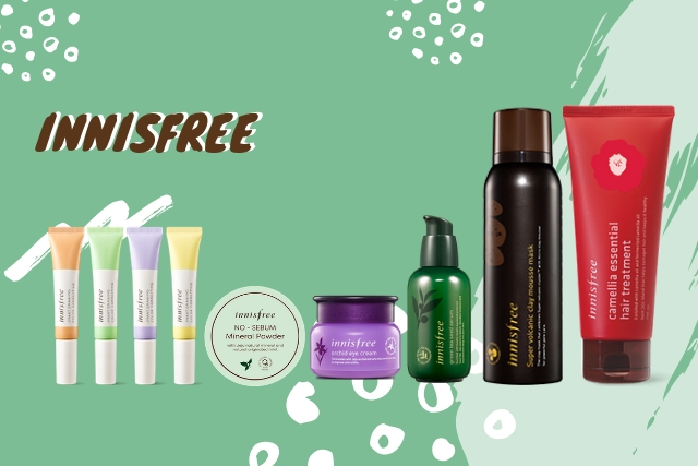 11 Highly-Raved Innisfree Products For All Singaporeans