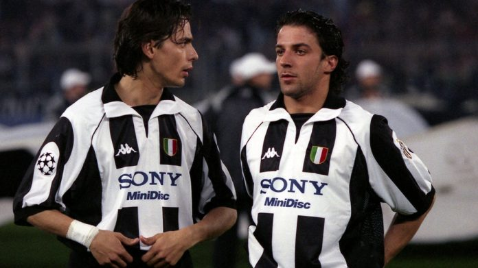 1997/98 juventus for icc 2019 singapore match