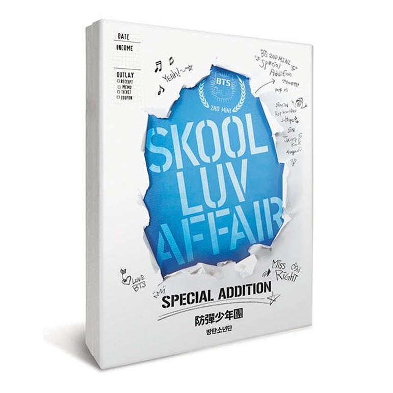 BTS Skool Luv Affair Special Addition