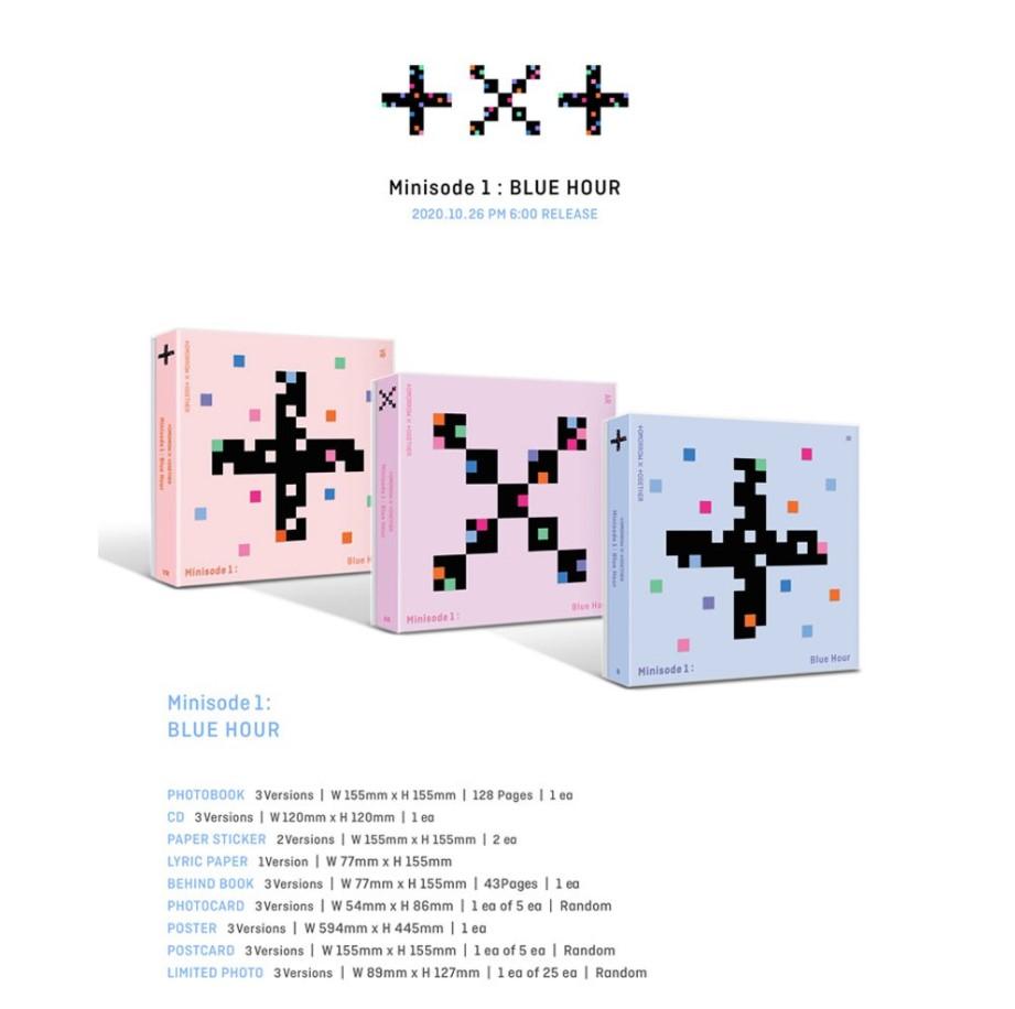 Tomorrow X Together TXT [MINISODE 1 : BLUE HOUR]