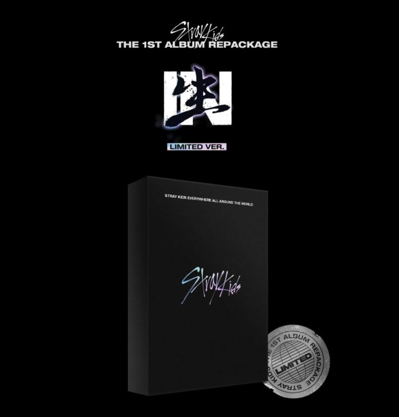 Stray Kids 1st Album Repackage IN 生 (IN LIFE)