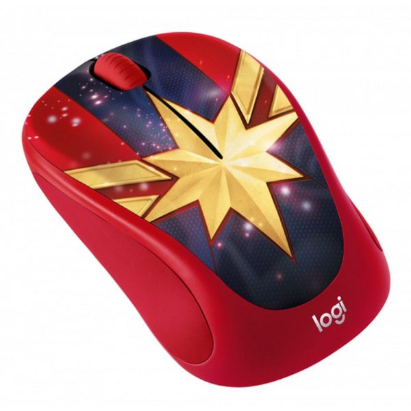 marvel logitech mouse father's day gift singapore