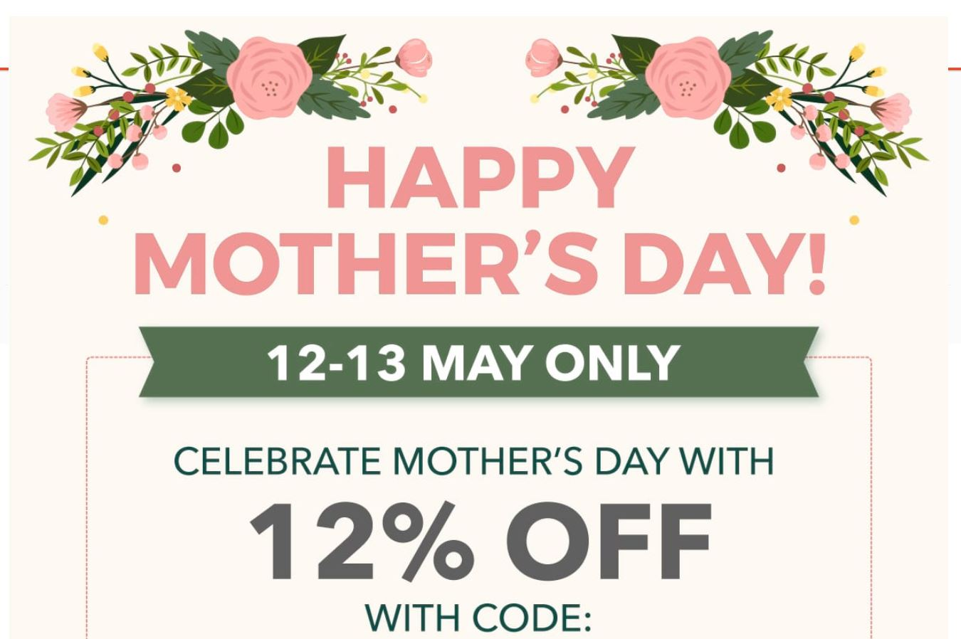 Shopee SG's Mother's Day